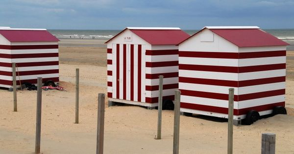 cabines de plage la panne belgique cabine de plage beach huts pinterest photos. Black Bedroom Furniture Sets. Home Design Ideas