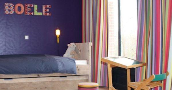 Ideeen Gordijn Kinderkamer : kinderkamer #gordijn #curtain ...