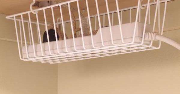 10 astuces g niales pour cacher les fils lectriques qui. Black Bedroom Furniture Sets. Home Design Ideas