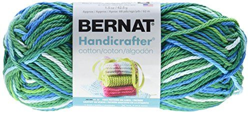 Handicrafter Cotton Yarn Ombres Emerald Energy 1.5 Oz