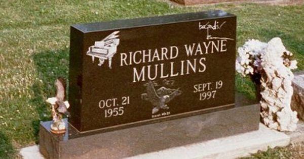 Richard Wayne Mullins American Contemporary Christian Music