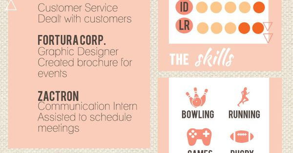 A well-designed resume can help you to stand out in the current - well designed resumes