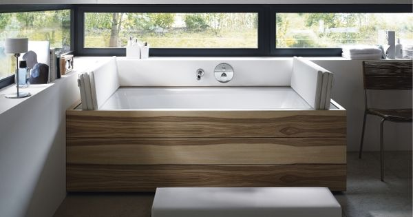 sundeck bath tub duravit interior pinterest bath. Black Bedroom Furniture Sets. Home Design Ideas