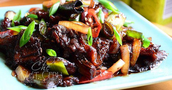 Daging Masak Kicap Cooking Food Recipes