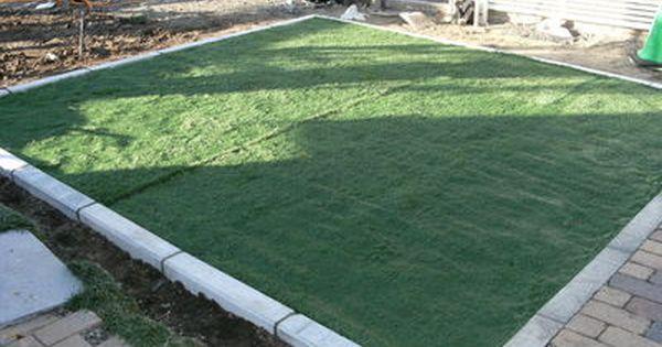 人工芝を敷いてみよう えんじょいふる ジョイフル本田暮らしのdiy