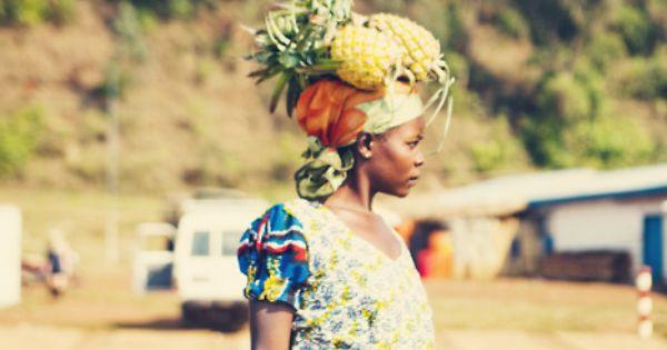 She's fashion forward