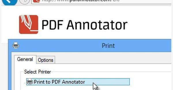 تحميل برنامج إدخال التعديلات على ملفات البى دى إف Pdf Annotator Pdf Printer Print