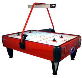 Genesis Double Wide Air Hockey Table 4 Player Non Coin Model From Barron Games Air Hockey Air Hockey Table Air Hockey Tables