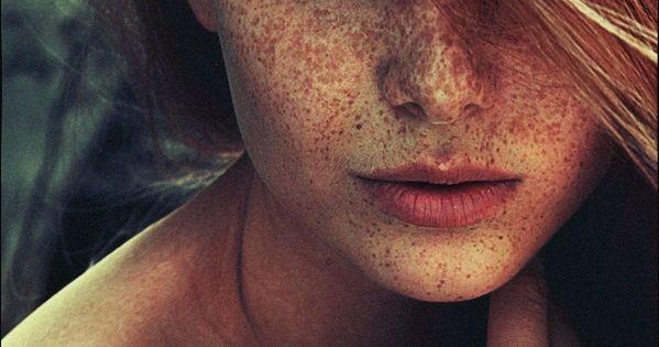 pinterest.com/fra411 redhair beauty freckles
