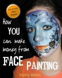 How To Make Money Face Painting