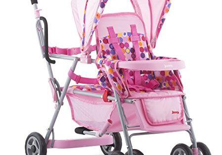 Joovy Toy Doll Caboose Tandem Stroller Pink Dot Joovy Http Www Amazon Com Dp B000leckbw Ref