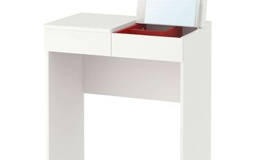 Malm Dressing Table White 47 1 4x16 1 8 Ikea Brimnes Dressing Table Ikea Dressing Table Malm Dressing Table