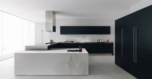 Stunning contemporary kitchens designs by meson s cucine for Kitchen design 7 x 9