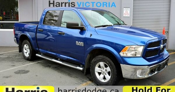 Used 2017 Ram 1500 Outdoorsman No Accidents From Harris Dodge
