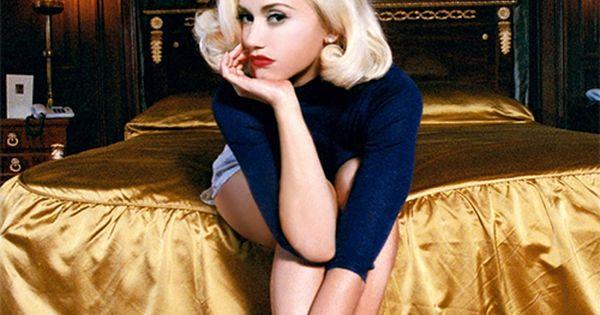 Gwen Stefani. Girl crush!