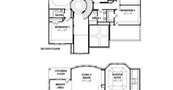 Cambridge Floor Plan By Westin Homes I LOVE Westin Homes
