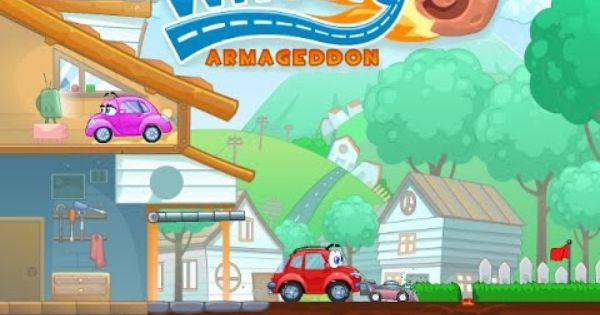Wheely 5 Armageddon Game Walkthrough Enjoy It Here Http