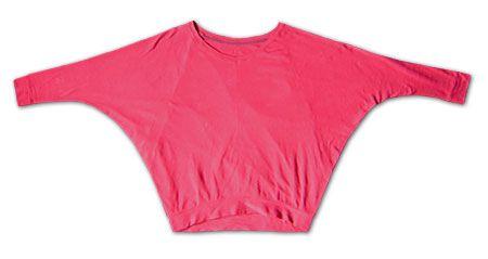 Oversize Pulli (batwing shirt) :: schneidern nähen