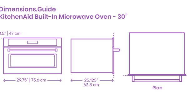 Kitchenaid Built In Microwave Oven 30 Built In Microwave Oven Built In Microwave Microwave Oven
