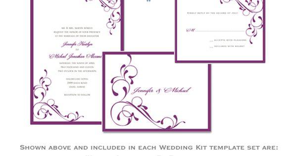 Hallmark Invitations Wedding: Hallmark Wedding Invitation Printable Free