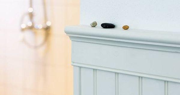 Beadboard De Holzverkleidung Badezimmer Wandpaneele Bad Feuchtraumgeeignet Solid Surface Bad Dusche Badewanne P Wandvertafelung Wandverkleidung Wandpaneele