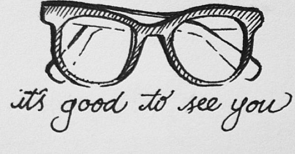 It S Good To See You Eyewear Display Optometry Humor Optometry