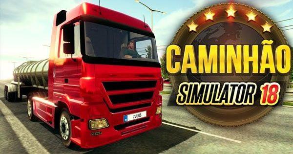 Truck Simulator 2018 Europe V1 2 6 Apk Mod Dinheiro Infinito