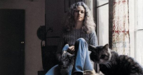 Carole King - Tapestry. A must have in any music collection...