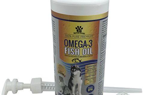 Omega3 fish oil liquid for pets 100 pure natural omega 3 for Liquid fish oil for dogs