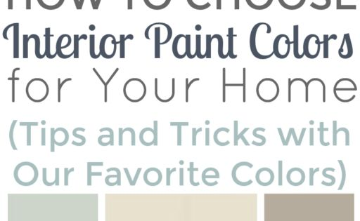 choose interior paint colors for your home a well ontario and paint. Black Bedroom Furniture Sets. Home Design Ideas