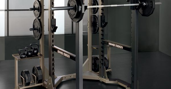 hammer strength power rack swole city pinterest hammer strength power rack power rack and gym. Black Bedroom Furniture Sets. Home Design Ideas