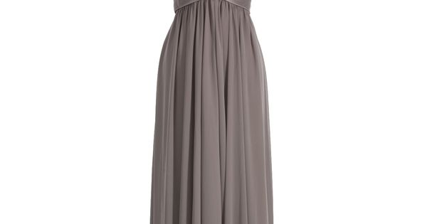 Crinkle Chiffon Halter Gown For Bridesmaids, ROSIES WEDDING BRIDESMAIDS GOWNS