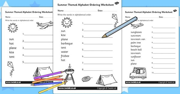 Worksheets, Alphabet and Student-centered resources on Pinterest