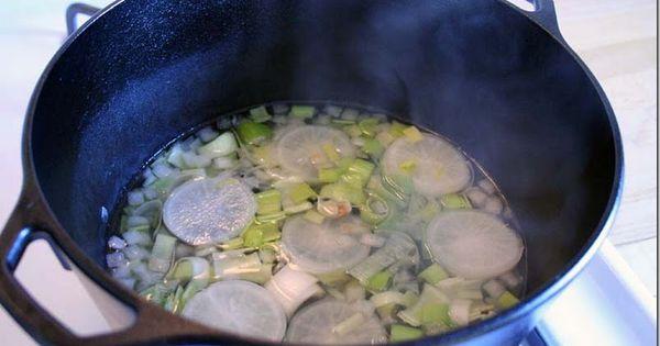 10 minute miso soup | Soups to Savor | Pinterest | Miso Soup, Soups ...