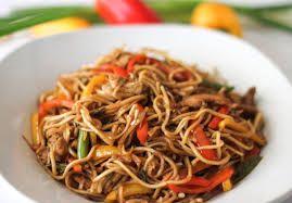Nivedita Indian Cooking Hakka Noodles Chowmein Chinese Indian Style Noodles Hakka Noodles Recipe Cooking Recipes