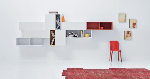 wall unit from pianca | pianca | pinterest | walls, Möbel