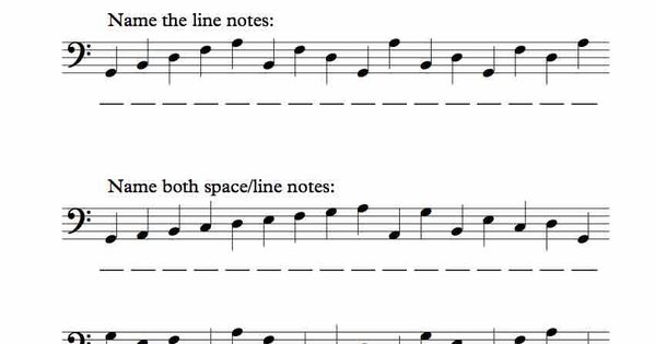 bass clef note recognition worksheet music worksheets pinterest clef worksheets and bass. Black Bedroom Furniture Sets. Home Design Ideas