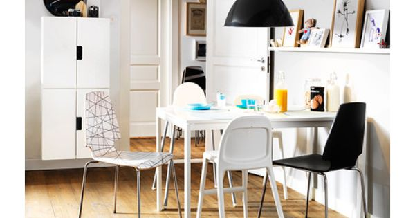 Melltorp Table Ikea The Table Top Is Covered With Melamine A Moisture And Scratch Resistant