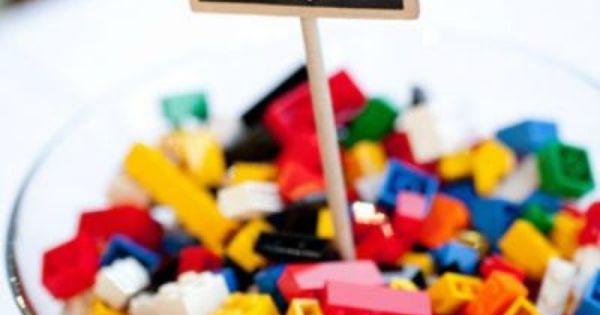 Hochzeitsdekoration f r den kindertisch die buntesten for Kinder dekoration