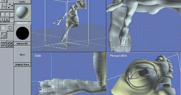 10 Free 3d Modeling Software To Download Hongkiat Free 3d Modeling Software Graphic Graphic Design