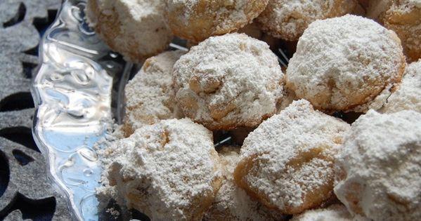 Grain Free Mexican Wedding Cookies | Recipe | Mexican ...