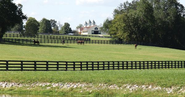 Boarding Lane S End Kentucky Horse Farms Dream Horse Barns Field Fence