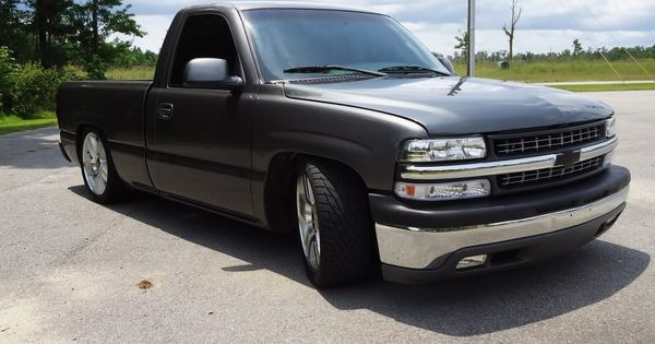 Black Silverado Drop | 99 rcsb storm grey silverado lowered 5/8 drop on brand new ltz 20 ...