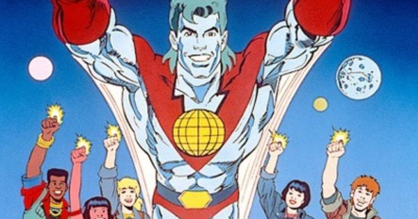 20 Retro Cartoons You Forgot About Capitao Planeta Cartoon