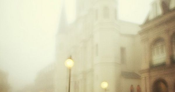 I know what it means to miss New Orleans. St. Louis Cathedral.