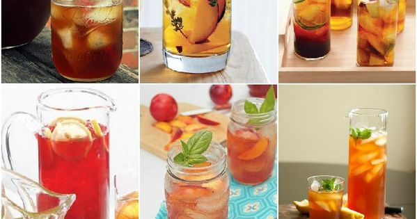 Heather Young- 25 Iced Tea Ideas