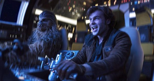 Solo A Star Wars Story Proves It Can Get Worse Than Dexter Jettster And Jar Jar Binks With Images Star Wars Film Star Wars Movie New Star Wars