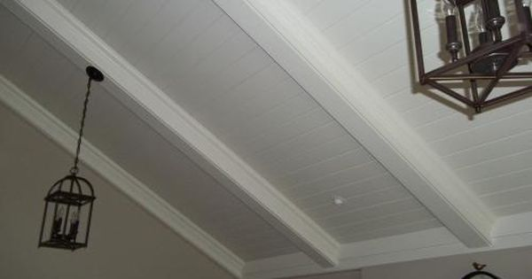 House Of Fara 3 4 In X 4 1 2 In X 8 Ft Mdf Crown Moulding 8659 The Home Depot In 2020 Crown Molding Vaulted Ceiling Home Ceiling Vaulted Ceiling Bedroom