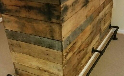 87 Epic Pallet Bar Ideas To Embrace For Your Event Do It