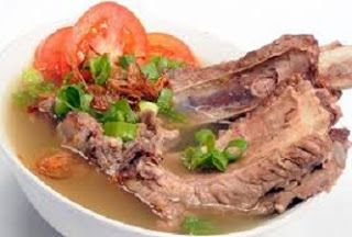 Cara Memasak Sop Iga Sapi Konro Khas Makasar Yang Enak Resep Makanan Asia Resep Masakan Resep Daging Sapi